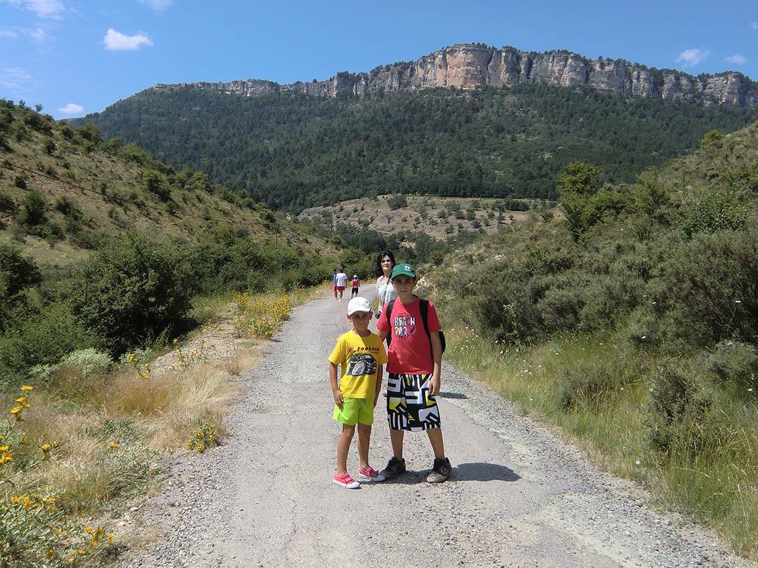 actividades senderismo y rutas